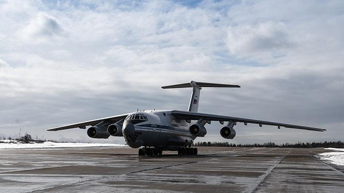 В Оренбурге сформирована новая дивизия Военно-транспортной авиации