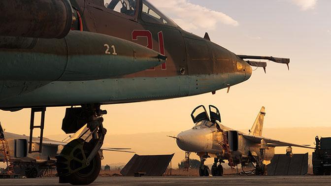 ВКС России уничтожили 910 объектов террористов в Сирии за неделю
