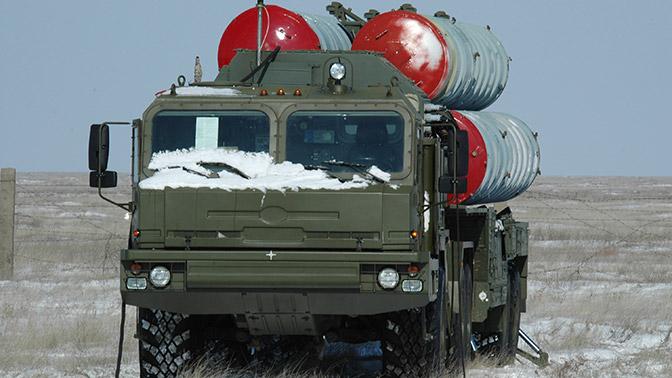 Новые С-400 прибыли наместо дислокации вСаратовскую область