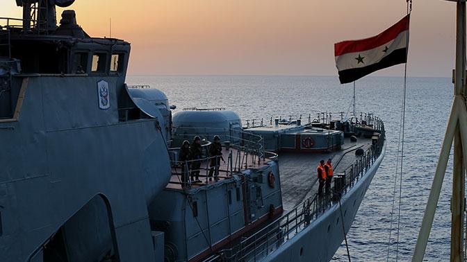 Комитет Совфеда пообороне одобрил соглашение побазе ВМФ вТартусе