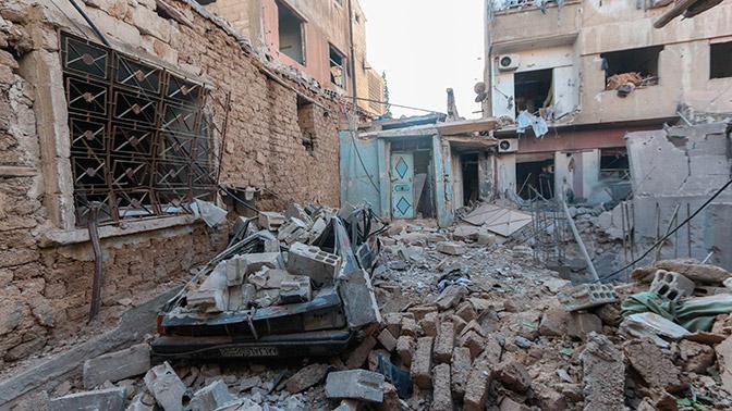 В Сирии боевики нарушили режим перемирия четыре раза