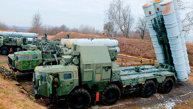 С-300 отразили «атаку» 15 летательных аппаратов в Забайкалье