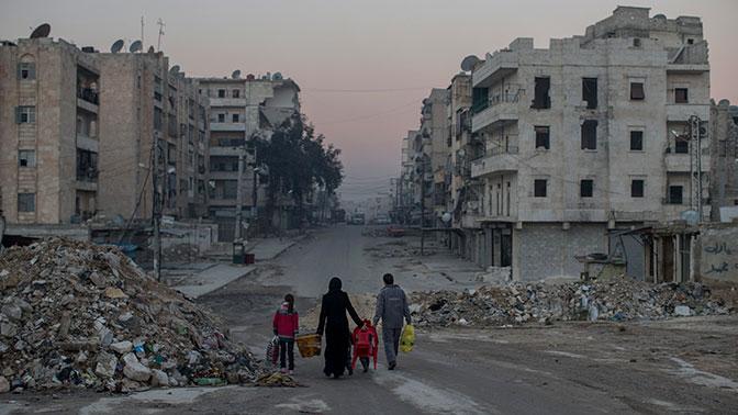 В Сирии боевики четыре раза нарушили режим перемирия