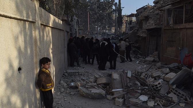 В Минобороны предупредили о готовящейся провокации с применением химоружия в Сирии