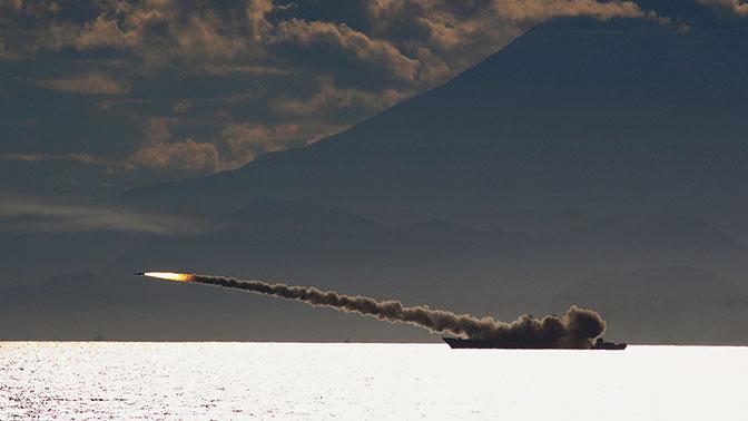 ВМФ Российской Федерации выпустил неменее 100 крылатых ракет завремя операции вСирии