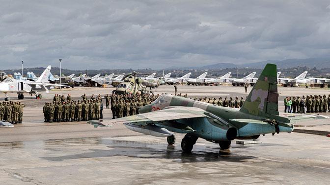 В Минобороны опровергли новость о замене командующего российской группировкой войск в Сирии