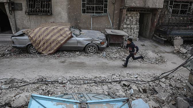 В Сирии боевики нарушили режим перемирия 14 раз