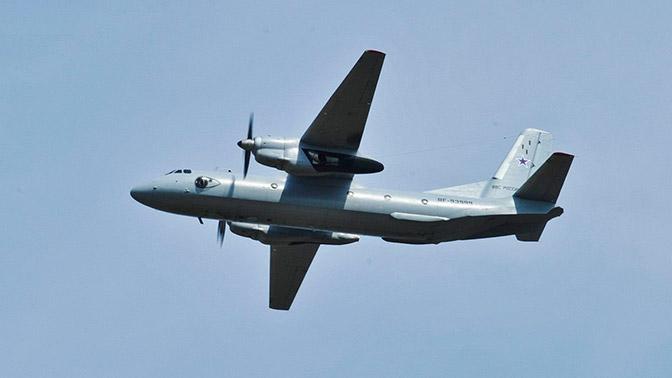На Хмеймиме потерпел крушение транспортный самолет Ан-26