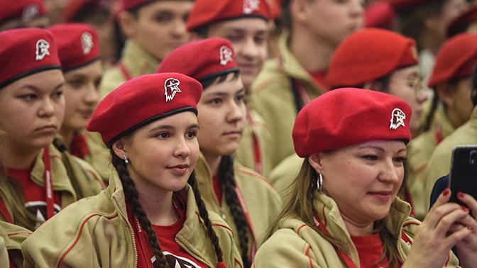 Волгоградская область стала пилотной площадкой проекта «Юнармия. Наставничество»
