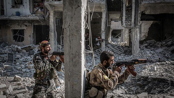 ВВосточной Гуте начались ожесточенные бои между группировками боевиков
