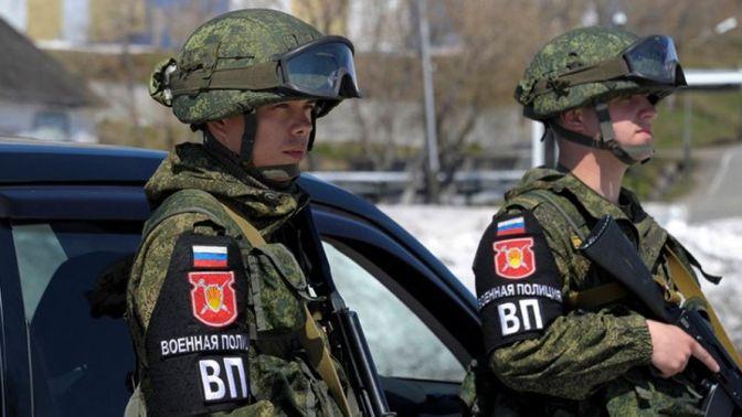 Минобороны РФ вводит в сирийскую Думу военную полицию