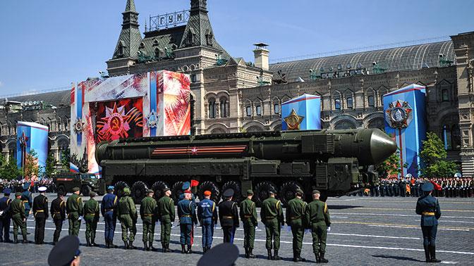 Насайте Минобороны заработал мультимедийный раздел опараде Победы в столицеРФ