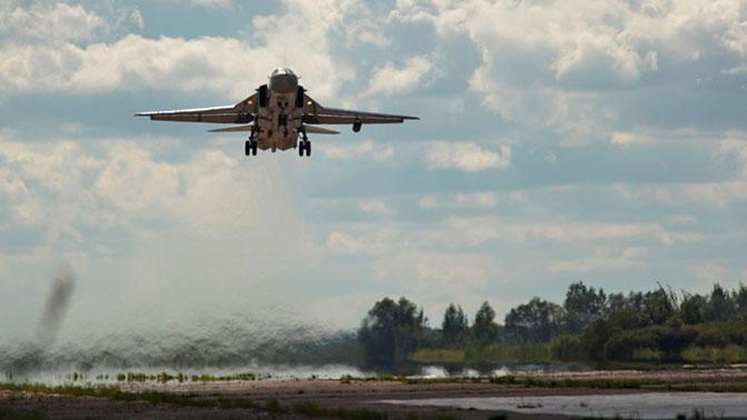 Мотострелки при поддержке Су-24 обезвредили «террористов» под Мурманском