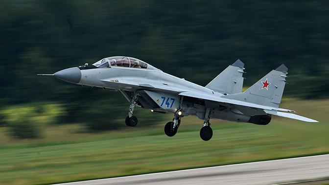 Стартовали государственные испытания новейшего истребителя МиГ‐35