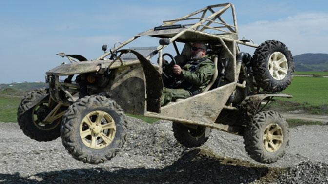 Скорость атакующего хищника: чеченский «Чаборз» выходит на тропу войны