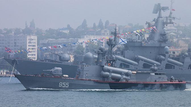 Минобороны: сообщения о приведении в боеготовность сил ЧФ в Крыму являются фейком