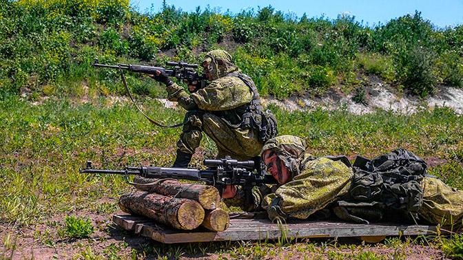 Российские военные обучат тысячу специалистов для армии Таджикистана