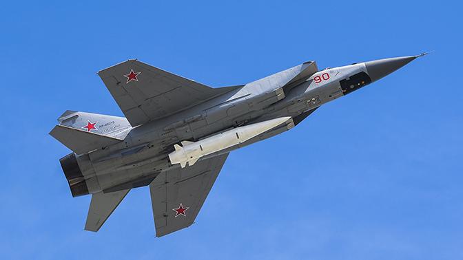 МиГ-31 с «Кинжалом» и Су-57 впервые выступят с летной программой на «Армии-2018»