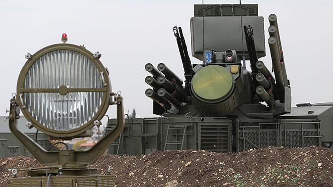 Военные РФ сбили запущенные в направлении авиабазы Хмеймим беспилотники боевиков