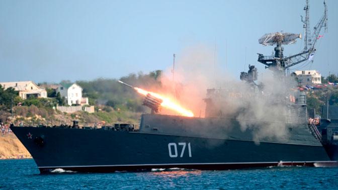 «Суздалец» и «Муромец» уничтожили «подводную лодку противника» в Крыму