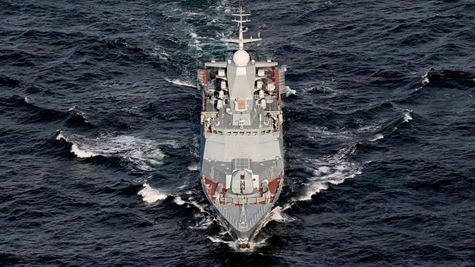 Корабли Балтфлота возвращаются в Балтийск после участия в МВТФ «Армия-2018»