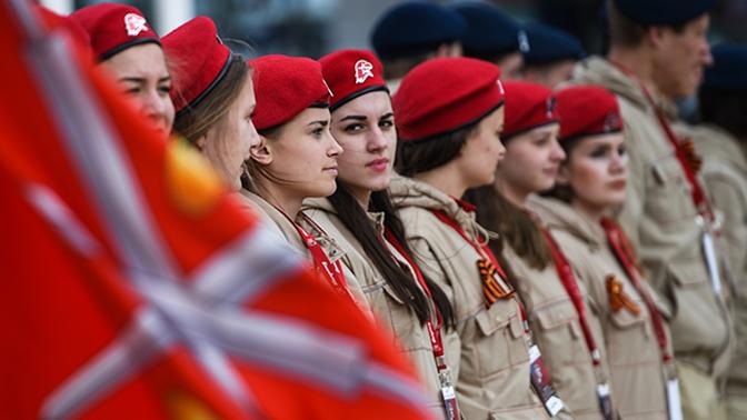 ДОСААФ Москвы подготовит 300 юнармейцев для службы на флоте и в спецназе
