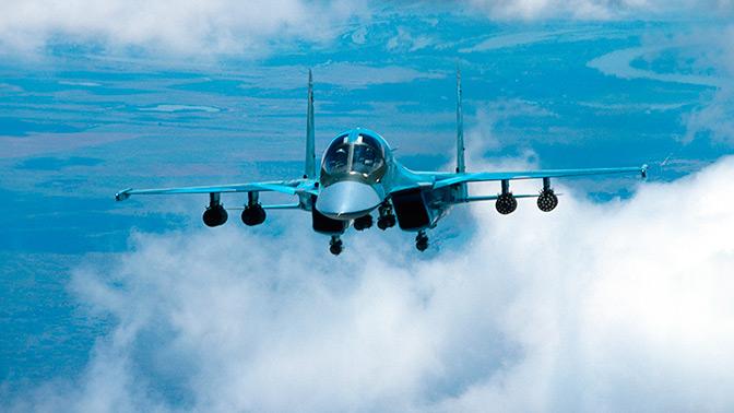 Истребители Су-30 и бомбардировщики Су-34 перебросят в Крым
