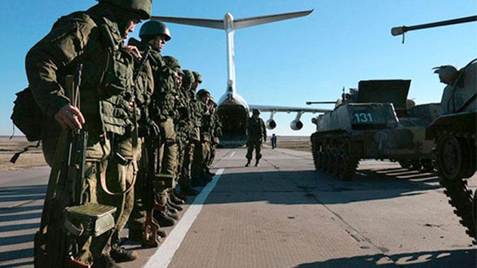 Масштабные учения ивановских десантников охватили два региона РФ
