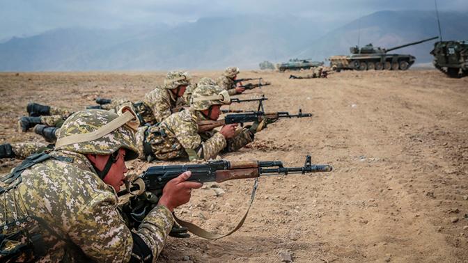 Российские военные примут участие во «Взаимодействии-2018»