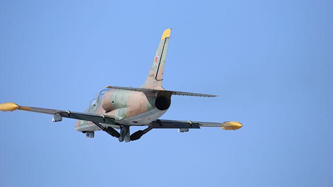 Учебный самолёт Л-39 потерпел крушение вКраснодарском крае
