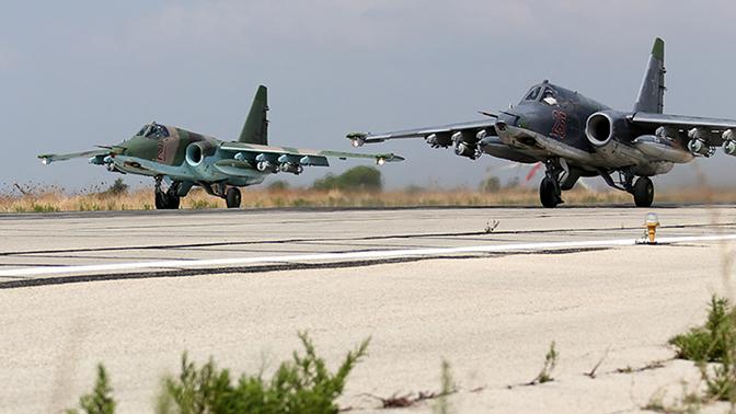 Минобороны Российской Федерации обвинило США вкоординации атаки дронов наХмеймим