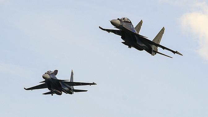 Небо на замке: морская авиация Черноморского флота проверила надежность ПВО Крыма