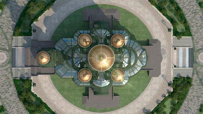Стали известны детали строительства Главного храма ВС РФ