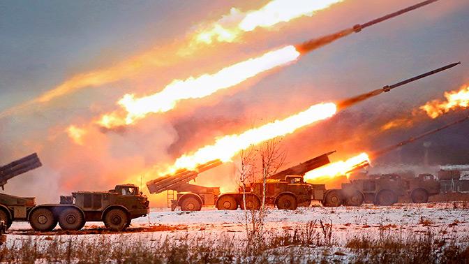 Удар «Смерча» и налет «Искандеров»: артиллеристы проведут уникальное шоу под Петербургом
