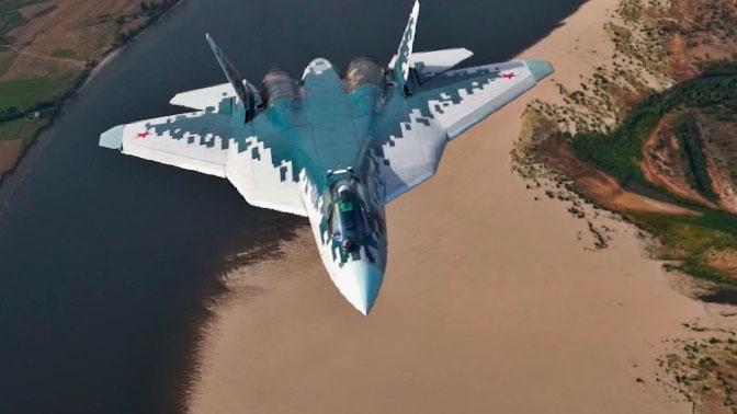 Секрет невидимости и уникальный облик: главное о новейшем истребителе Су-57