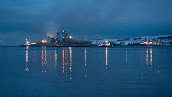 Более 2000 новобранцев пополнят ряды Северного флота