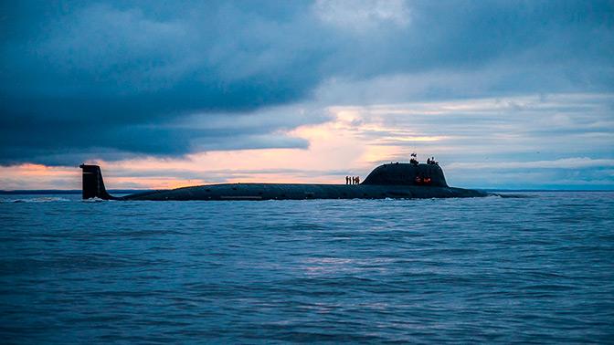 Атомная подлодка «Северодвинск» выполнила пуск «Калибра»