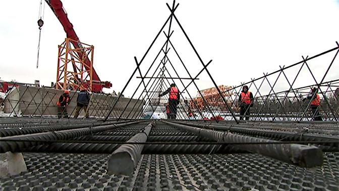 Тройной фронт работ: в Подмосковье началось строительство Главного храма ВС РФ