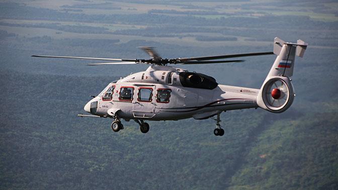 Опытный образец вертолета Ка-62 представят на авиасалоне МАКС-2019