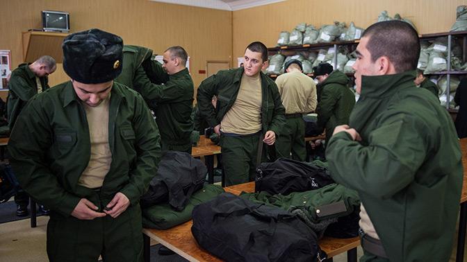 В Генштабе раскрыли численность контрактников в российской армии