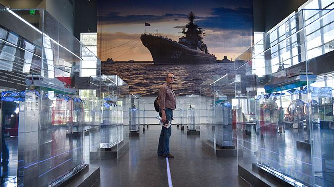 На Черноморском флоте будут созданы филиалы парка «Патриот»