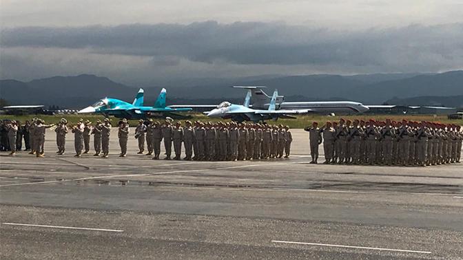 В Минобороны раскрыли число участников военной операции ВС РФ в Сирии