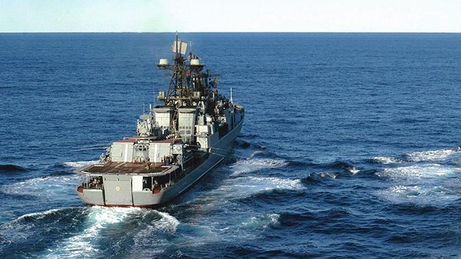 Крейсер «Варяг» зашел в порт столицы Филиппин