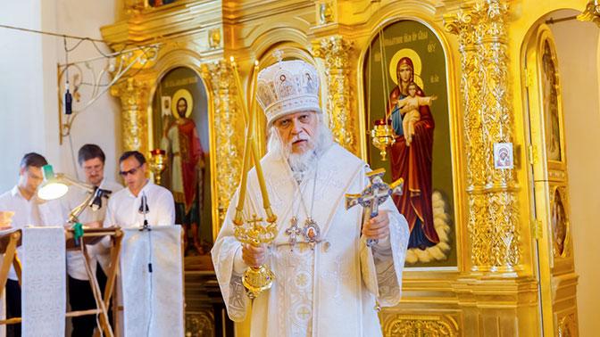 Более тысячи военнослужащих общевойсковой армии ЗВО посетили литургии на Рождество