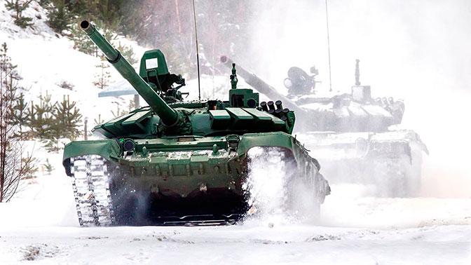 Более 450 единиц бронетехники поступят в Сухопутные войска РФ в 2019 году