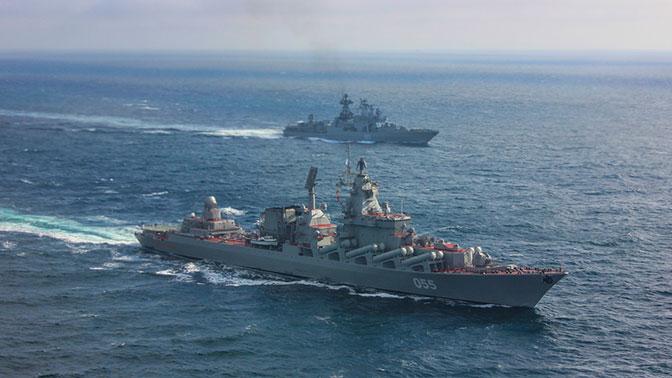 Арктика станет приоритетным направлением деятельности Северного флота