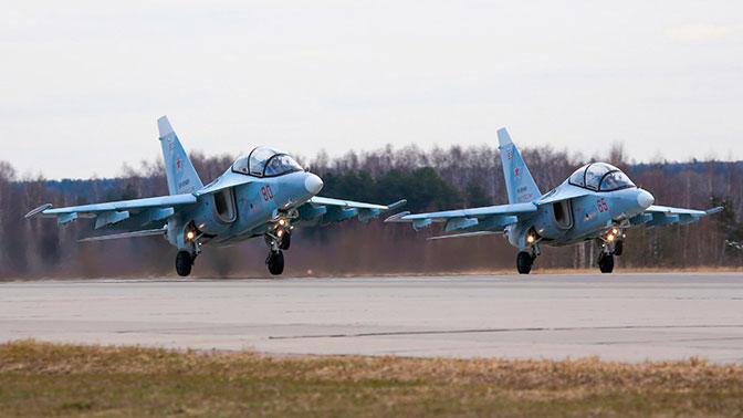 Россия поставила Лаосу партию учебно-боевых самолетов Як-130