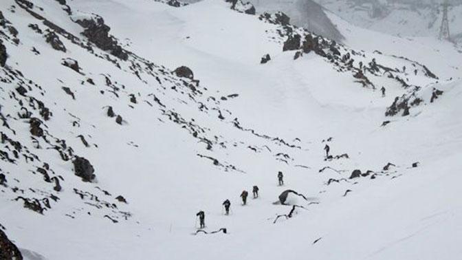 Высота 2000: самарский спецназ покорил вершину Западного Саяна