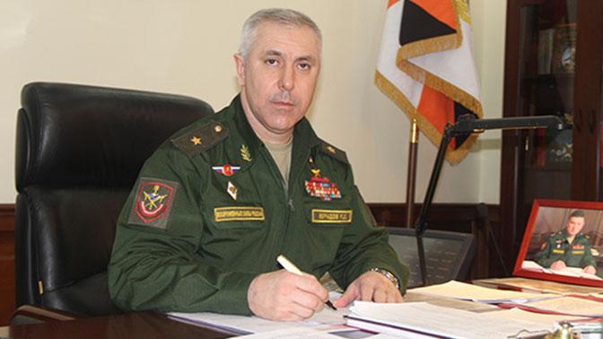 Герой России Рустам Мурадов назначен заместителем командующего войсками ЮВО