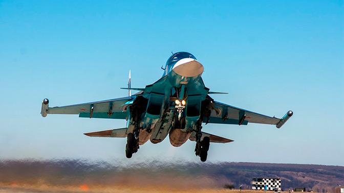 Обнаружен один из летчиков Су-34, потерпевшего аварию на Дальнем Востоке